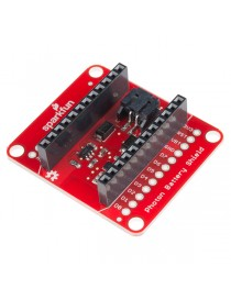 SparkFun Photon Battery Shield