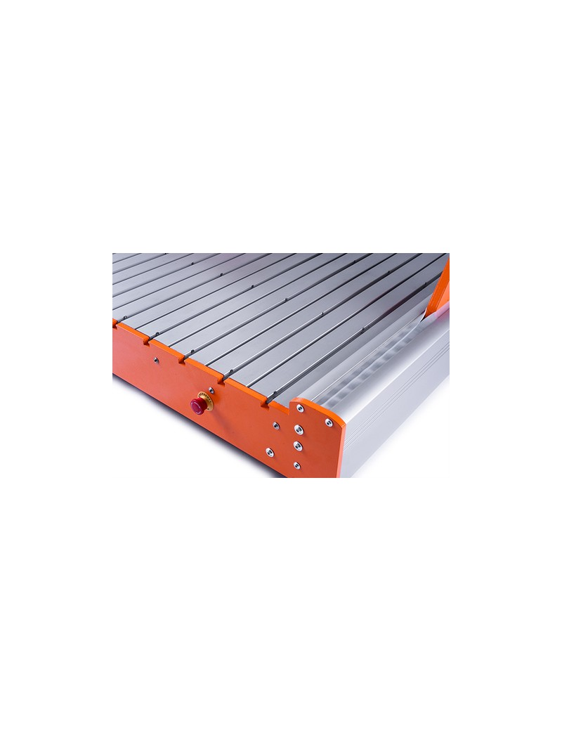 Aluminium T-Slot Table Q.204