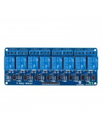 8 Channel 5V Relay Shield Module