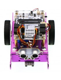 micro:bit robot smart car