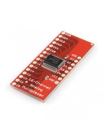 A/D MUX D74HC4067