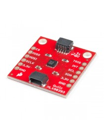 Triple Axis Magnetometer Breakout - MLX90393