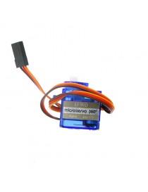 EF90D micro:servo 360 digital