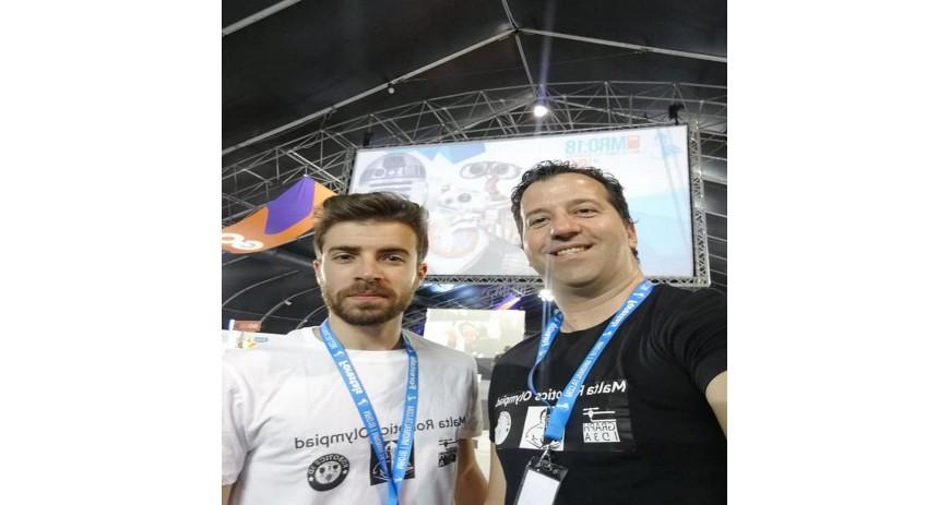 Robotics 3d alle Malta Robotics Olympiad
