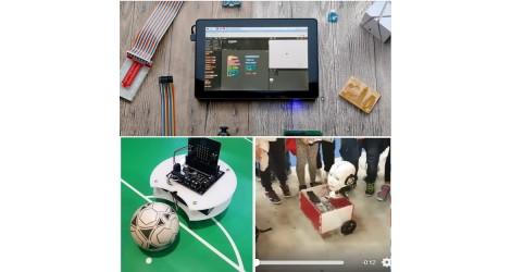 Makerfaire 2018 con Robotics 3D