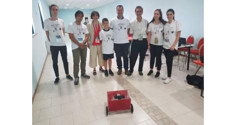 Robotics 3d Sponsor allo European Robocup di Montesilvano