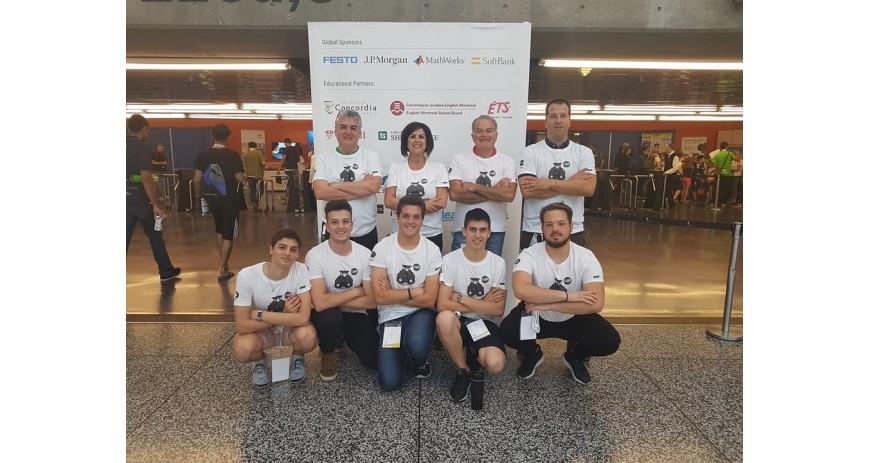 RoboCup 2018 Montréal