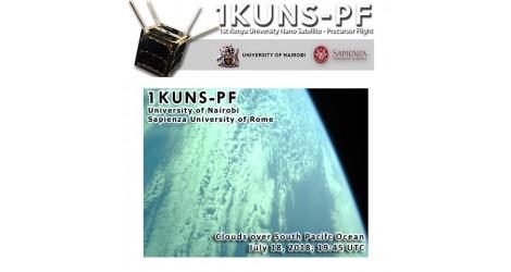 Robotics 3D sbarca nello spazio grazie al satellite 1kuns-pf lanciato dall'Università La sapienza